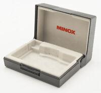Minox Etui Schachtel Box Aufbewahrungsbox für die Minox 35 Kompaktkamera