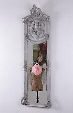 Hall Mirror Wall Mirror Shabby Chic Baroque Mirror White Mirror XXL