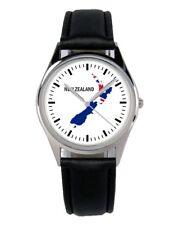 Neuseeland New Sealand Geschenk Fan Artikel Zubehör Fanartikel Uhr B-1266