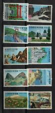 Korea Tourism Series Stamp sets  MNH