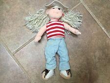 "2002 Lucky Lucy The Beanie Bopper 12""  plush doll euc"