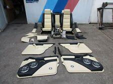 BMW E34 M5 Innenausstattung Sitze Leder Türpappen Sportsitze Ledersitze Bicolor