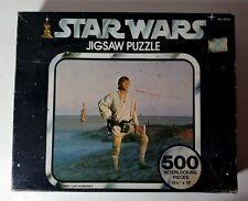 Luke Skywalker Star Wars Jigsaw Puzzle - Series 1 - 1977 - #40110