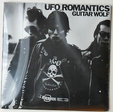 GUITAR WOLF 'UFO Romantics' vinyl LP 2003 sealed Japan punk rock Munster Skydog