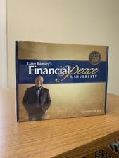 Dave Ramsey's Financial Peace University Home Study Kit BRAND NEW SEALED