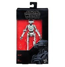 STAR WARS - Black Series - 6 Inch: BS73:  L3-37 (Solo) - selten