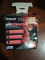 Trend AIR STEALTH - N Grade 100 Safety Respirator (Med/Lg)