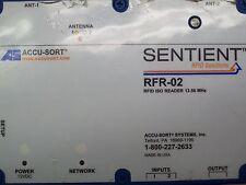 Accu-Sort Sentient RFR-02 RFID Reader (JULY 2005)