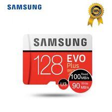Carte Mémoire Micro SD 128 GB Samsung Evo Plus 128 Go Class 10 UHS-1 U3