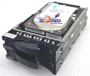 IBM Hotplug HDD Frame Xseries Ultra 320 Hotplug 25R4100 Server Framework Slides