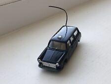 Rare Vintage Majorette No. 216 Peugeot 404 Police