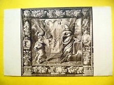 Postcard- Belgium, Bruges, The Tapestries of Wandtapijten/N. Lady of the Pottery