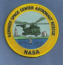 KENNEDY SPACE CENTER FLORIDA FIRE DEPARTMENT ASTRONAUT RESCUE HELICOPTER PATCH