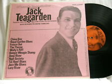 JACK TEAGARDEN With Walloon Pecan Pickers & Bugs Resrom Richmond Ramblers LP