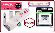 Hitachi Professional Geniune CL-8300KN Hair Clipper-Trimmer High Speed+Blade dea