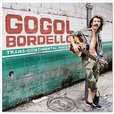 Trans-Continental Hustle [Digipak] by Gogol Bordello RARE SEALED COPY (8)