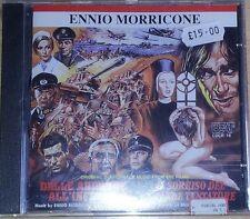 Ennio Morricone - Dalle Ardenne All Inferno / ilsorriso Del Grande Tentatore CD
