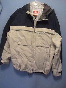 Burton Snowboards Biolite Nylon coated ski/snow  jacket size Large
