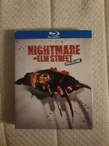 Nightmare On Elm Street Blu Ray Collection