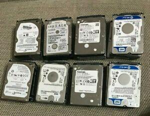 """1TB 750GB 500GB 320GB 250GB 160GB SATA 2.5"""" Laptop Hard Drive Disk Internal HDD"""