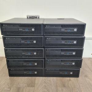 HP Elitesdesk 705 G1 SFF AMD A8 Pro 7600B R7 10 CMP  @3.1GHz 4GB Ram 128GB SSD