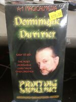 Dominique Duvivier VHS Printing Complete with Special Cards