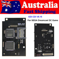 Gen GDEMU Optical Drive Board Card Repair Part CDI V5. GDI 15 For Dreamcast SEGA
