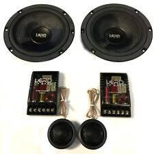 "Lord Of Bass SK65 6.5"" 2-Way Component Speaker System"