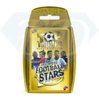 Top Trumps Card Games Play & Discover World Football Stars Gold