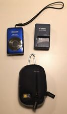 Canon PowerShot ELPH 100 HS / IXUS 115 HS 12.1MP Digital Camera - Blue