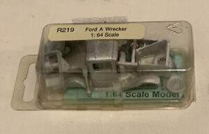 Railmaster Exports #R219 Cast 1:64 Ford A Wrecker, New