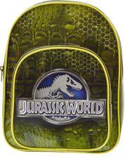 Jurassic World Arch Backpack Rear Adjustable Straps Dinosaur Bag Front Pocket
