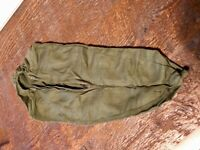 Vintage 1960s GI Joe Deluxe Bivouac Sleeping Bag YKK Zipper - Mint Never Used!