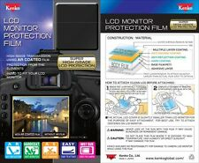 Kenko LCD Monitor Protection Film for EOS 5D Mark II (2 Sheets)