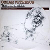Oscar Peterson - Trio In Transition (NM/EX) [0727] 2xLP vinyl