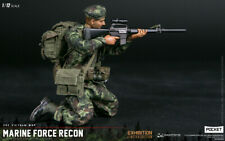 DAMTOYS PES009 1/12 Marine Force Recon in Vietnam Action Figure Set Soldier Toys