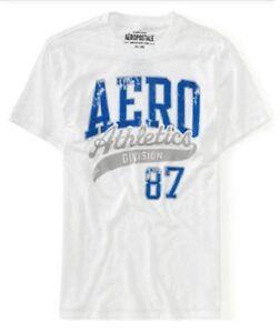 AÉROPOSTALE AERO NY MENS LONG SLEEVED SHIRT T GREEN BLACK TEE BRAND NEW