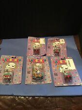 NEW VINTAGE ERTL 1994 SHARI LEWIS LAMB CHOP & FRIENDS lot 5 ,hush Puppy,toy Rare