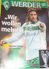 2008/09 1.Bundesliga SV Werder Bremen - Eintracht Frankfurt