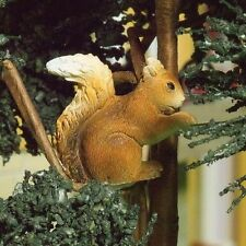 Nuttella The Squirrel, Dolls House Miniature, 1.12th Scale, Rodent Garden Animal
