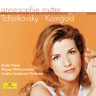 ANNE-SOPHIE MUTTER-TCHAIKOVSKY / KORNGOLD: VIOLIN CONCERTOS-JAPAN SHM-CD D46