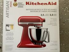 KitchenAid 5-Qt. Tilt-Head Stand Mixer - Red