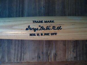 Vintage1935 Replica Baseball Bat Louisville Slugger Babe Ruth HOF