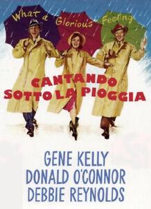 Cantando Sotto La Pioggia DVD WARNER HOME VIDEO