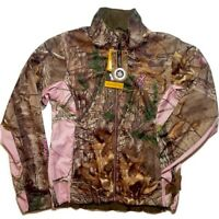 Hells Belles Womens Ultra-Lite Jacket (S) | Browning RTX Realtree Pink Camo NWT