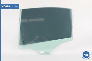 06-11 BMW 325i 328i 355i E90 Rear Left Driver Side Door Window Glass Tinted OEM