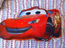Disney Pixar Cars Lightning McQueen Sleeping Bag for Kids with figural backpack