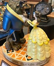 Disney Parks Beauty and the Beast Medium Big Fig Figure Statue - New