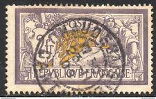 1900 MERSON N° 122 OBLITERE B COTE   90 €