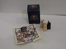 Peter Fagan Colour box Cats Home Sweet Home Cat a Waul boxed HS019